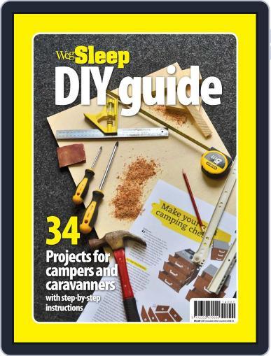 Wegsleep Diy Guide Magazine (Digital) August 10th, 2014 Issue Cover