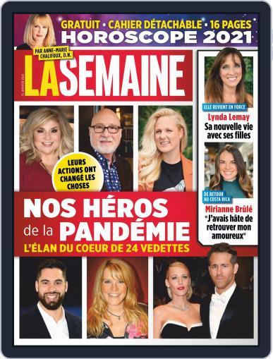 La Semaine Magazine (Digital) January 15th, 2021 Issue Cover