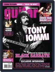 Australian Guitar Magazine (Digital) Subscription October 19th, 2020 Issue