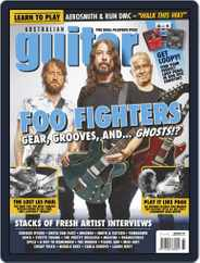 Australian Guitar Magazine (Digital) Subscription March 1st, 2021 Issue