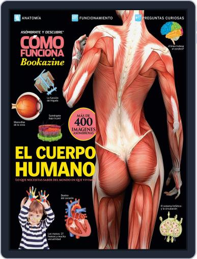 Como Funciona México Booakzine February 12th, 2015 Digital Back Issue Cover