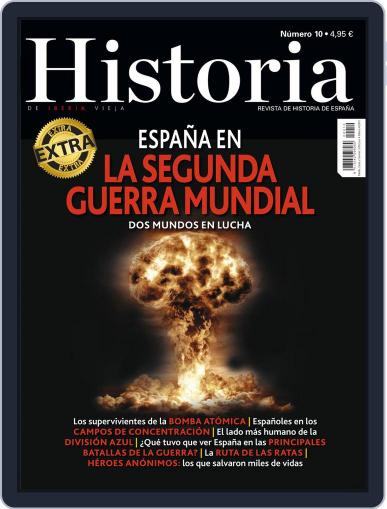 Monográfico especial Historia de Iberia Vieja Magazine (Digital) June 7th, 2018 Issue Cover