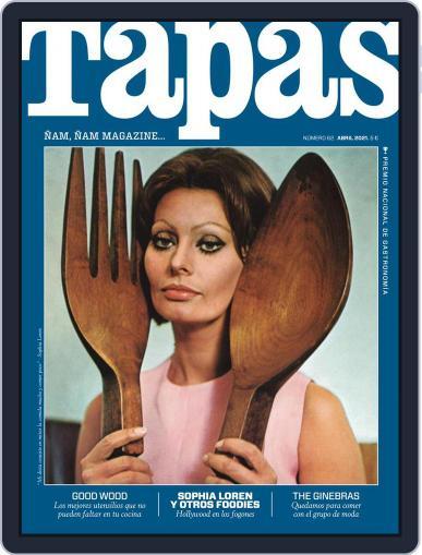 TAPAS Magazine (Digital) April 1st, 2021 Issue Cover