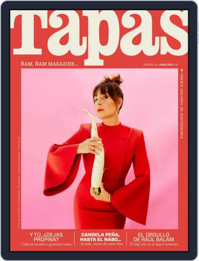 TAPAS Magazine (Digital) June 1st, 2021 Issue Cover