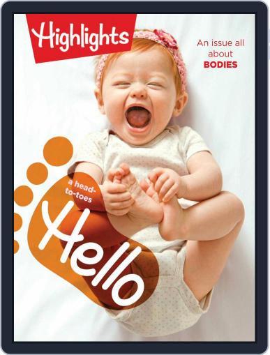 Highlights Hello September 1st, 2021 Digital Back Issue Cover