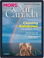 More of Our Canada Magazine (Digital) Subscription September 1st, 2020 Issue