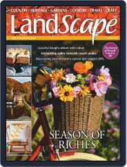 Landscape Magazine (Digital) Subscription October 1st, 2020 Issue