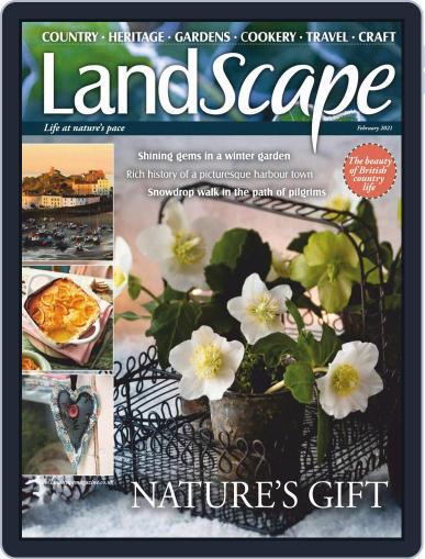 Landscape Magazine (Digital) February 1st, 2021 Issue Cover