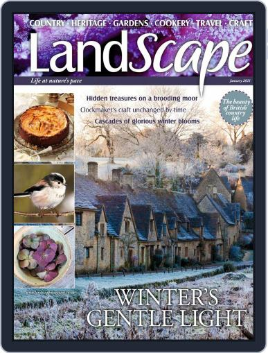 Landscape Magazine (Digital) January 1st, 2021 Issue Cover