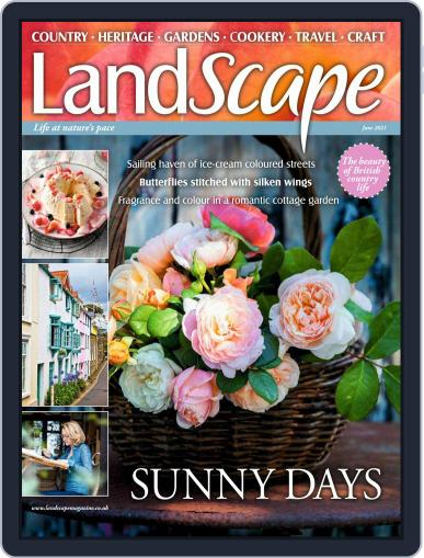 Landscape Magazine (Digital) June 1st, 2021 Issue Cover