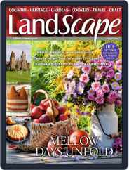Landscape Magazine (Digital) Subscription September 1st, 2021 Issue
