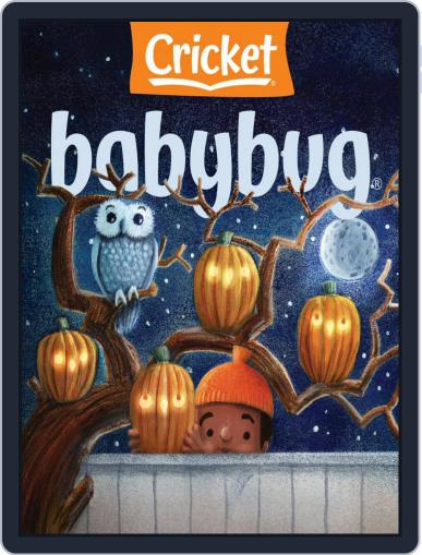 Babybug Stories, Rhymes, and Activities for Babies and Toddlers Magazine (Digital) October 1st, 2020 Issue Cover