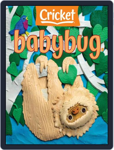 Babybug Stories, Rhymes, and Activities for Babies and Toddlers Magazine (Digital) February 1st, 2021 Issue Cover