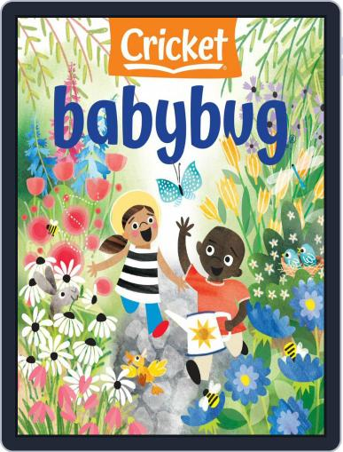 Babybug Stories, Rhymes, and Activities for Babies and Toddlers Magazine (Digital) March 1st, 2021 Issue Cover