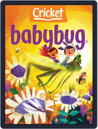 Babybug Stories, Rhymes, and Activities for Babies and Toddlers Magazine (Digital) May 1st, 2021 Issue Cover
