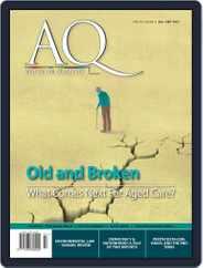 AQ: Australian Quarterly Magazine (Digital) Subscription July 1st, 2021 Issue