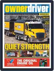 Owner Driver Magazine (Digital) Subscription November 1st, 2020 Issue