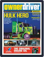 Owner Driver Magazine (Digital) Subscription October 1st, 2020 Issue