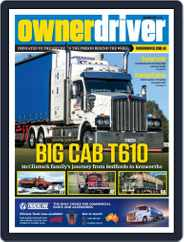 Owner Driver Magazine (Digital) Subscription October 1st, 2021 Issue