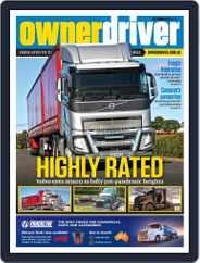Owner Driver Magazine (Digital) Subscription September 1st, 2021 Issue
