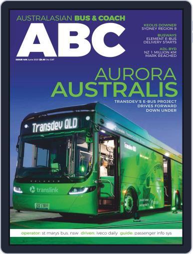 Australasian Bus & Coach Magazine (Digital) June 1st, 2021 Issue Cover