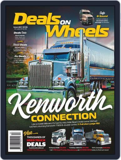 Deals On Wheels Australia Magazine (Digital) December 16th, 2020 Issue Cover