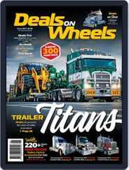 Deals On Wheels Australia Magazine (Digital) Subscription May 31st, 2021 Issue