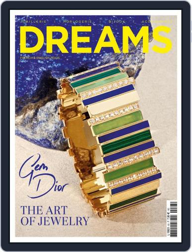 Dreams Magazine (Digital) April 1st, 2021 Issue Cover
