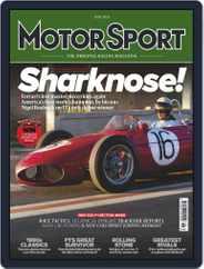 Motor sport Magazine (Digital) Subscription June 1st, 2021 Issue