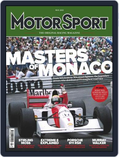Motor sport Magazine (Digital) May 1st, 2021 Issue Cover