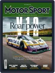 Motor sport Magazine (Digital) Subscription November 1st, 2021 Issue