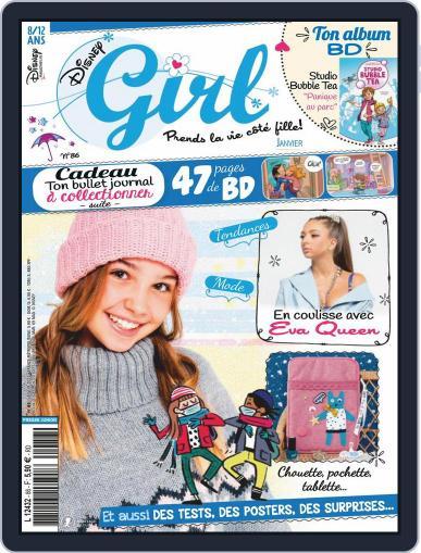 Disney Girl Magazine (Digital) January 1st, 2021 Issue Cover