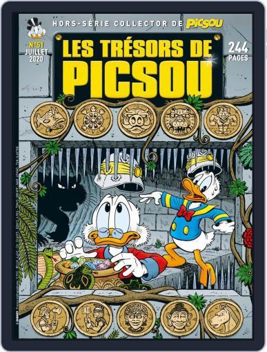 Les Trésors de Picsou Magazine (Digital) July 1st, 2020 Issue Cover