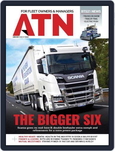 Australasian Transport News (ATN) Magazine (Digital) June 1st, 2021 Issue Cover