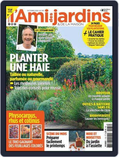 L'Ami des Jardins Magazine (Digital) October 1st, 2021 Issue Cover