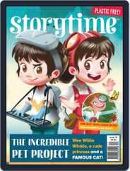 Storytime Magazine (Digital) Subscription November 1st, 2020 Issue