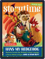 Storytime Magazine (Digital) Subscription August 1st, 2021 Issue