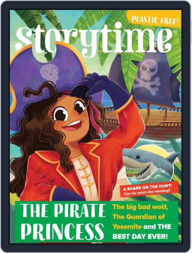Storytime Magazine (Digital) March 1st, 2021 Issue Cover