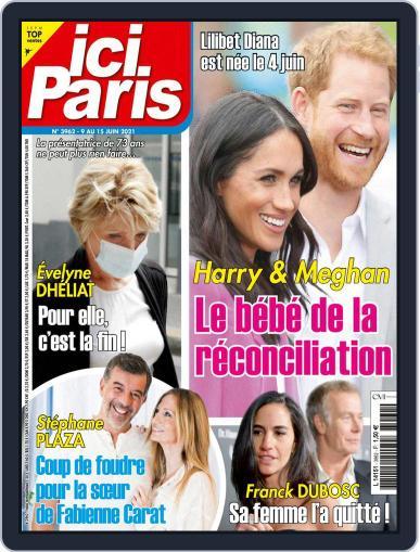 Ici Paris Magazine (Digital) June 15th, 2021 Issue Cover
