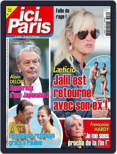 Ici Paris Magazine (Digital) June 23rd, 2021 Issue Cover