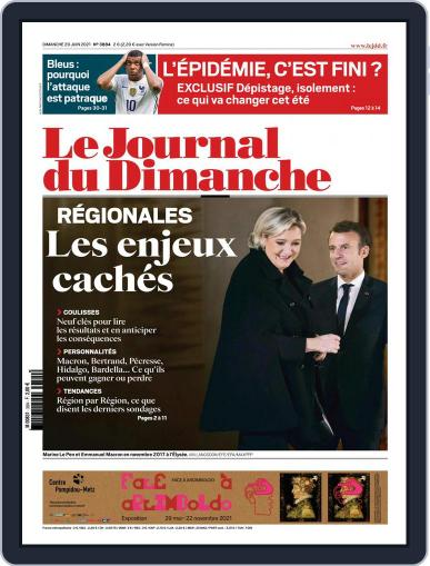 Le Journal du dimanche Magazine (Digital) June 20th, 2021 Issue Cover