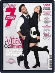 Télé 7 Jours Magazine (Digital) Subscription February 27th, 2021 Issue