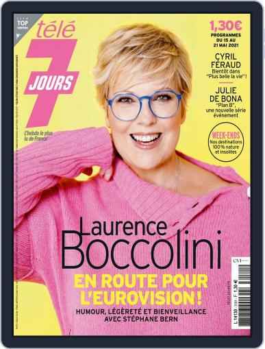 Télé 7 Jours Magazine (Digital) May 15th, 2021 Issue Cover