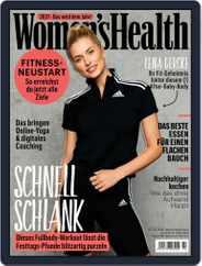 Women's Health Deutschland Magazine (Digital) Subscription February 1st, 2021 Issue