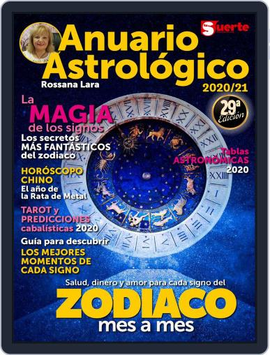 Anuario Astrológico October 15th, 2019 Digital Back Issue Cover
