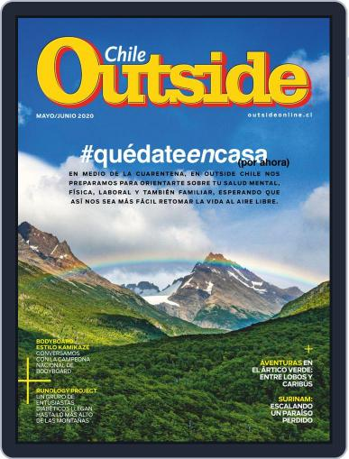 Outside Chile Magazine (Digital) May 1st, 2020 Issue Cover