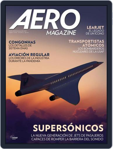 AERO Magazine América Latina Magazine (Digital) April 1st, 2021 Issue Cover