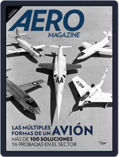 AERO Magazine América Latina Magazine (Digital) June 1st, 2021 Issue Cover