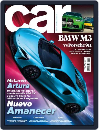 Car España Magazine (Digital) April 1st, 2021 Issue Cover