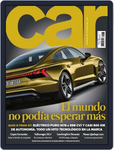 Car España Magazine (Digital) March 1st, 2021 Issue Cover